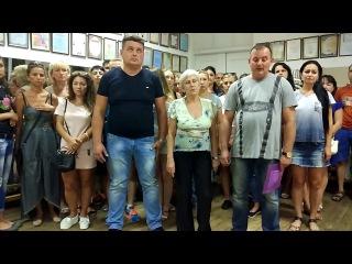 """Коллективное обращение родителей детей из коллектива """"Адель"""""""