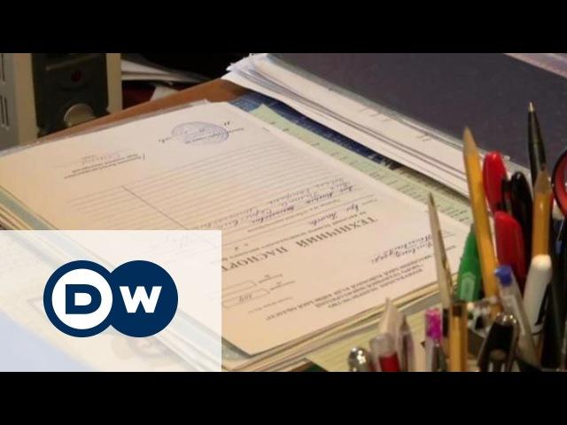 Другий етап е-декларування: чому депутати в селі не сплять місяць? | DW Ukrainian