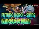 Heroes Evolved - Futuro Herói Skins (Ainda disponível só para versão de PC)