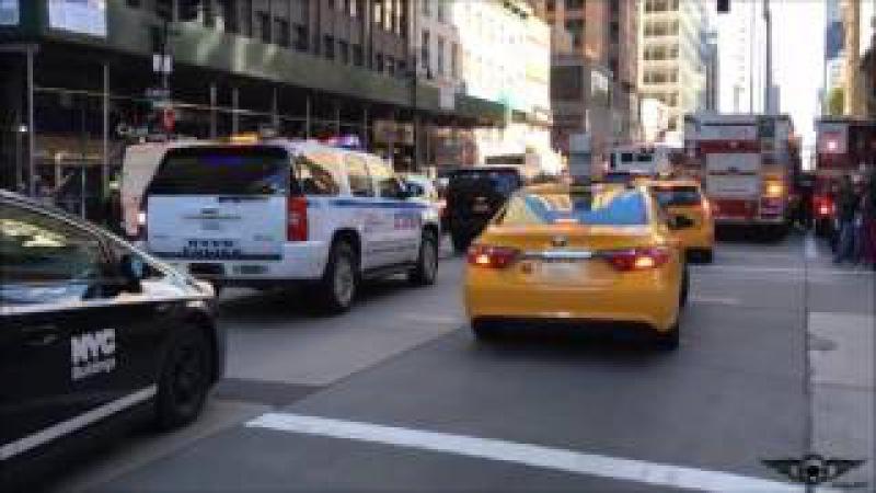 Полицейские машины под прикрытием США USA Unmarked Police Cars Compilation