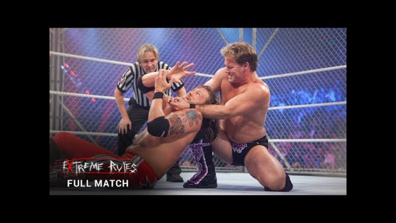 FULL MATCH - Edge vs. Chris Jericho - Steel Cage Match: Extreme Rules 2010 (WWE Network Exclusive)