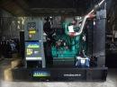 Дизельная электростанция AKSA APD 330 C 240 кВт, двигатель Cummins, открытая