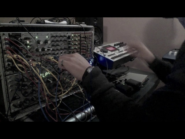 Tym_machinedrum modular: industrial techno sequence