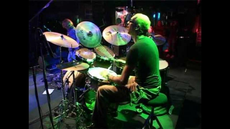 Rocco Zifarelli Linley Marthe Chander Sardjoe Jazz Rock Project Live Stazione Birra Roma 2008 2 2