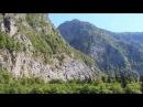 Обзор Гегского водопада Абхазия