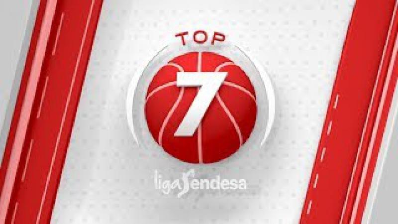 Top7 KIA: Lo mejor de Unicaja