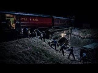 ЗАЧЕТНЫЙ ИНТЕРЕСНЫЙ ФИЛЬМ!💰💰ВЕЛИКОЕ ОГРАБЛЕНИЕ ПОЕЗДА ч1💰💰 фильмы, 2016, нови...