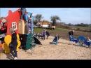 Kompan legeplads i brug i Båring legepladsforening
