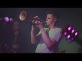 Smokin' Groove Jam Orchestra - live at Al`kov studio 2-6-17