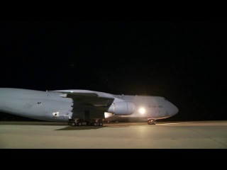 US Military Power Lockheed C 5 Galaxy military transport aircraft The Largest Plane in the World