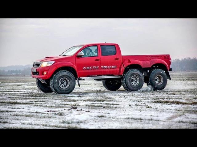 Arctic Trucks Toyota Hilux AT38 66 2011 16