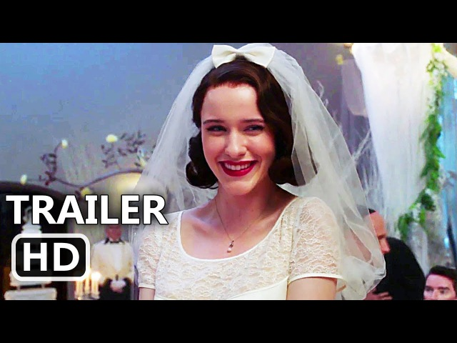 THE MARVELOUS MRS. MAISEL Official Trailer (2017) Gilmore Girls Creator, TV Show HD