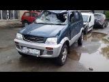 Daihatsu Terios 1998 год аварийный продается за 75000 рублей