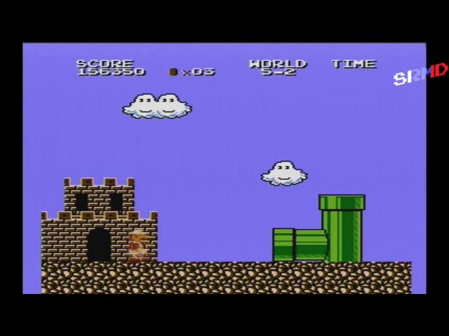 [RUS] Testing out Super Mario Bros. 2 (FDS conversion) cartridge (10.02.2016) [Перезалив]