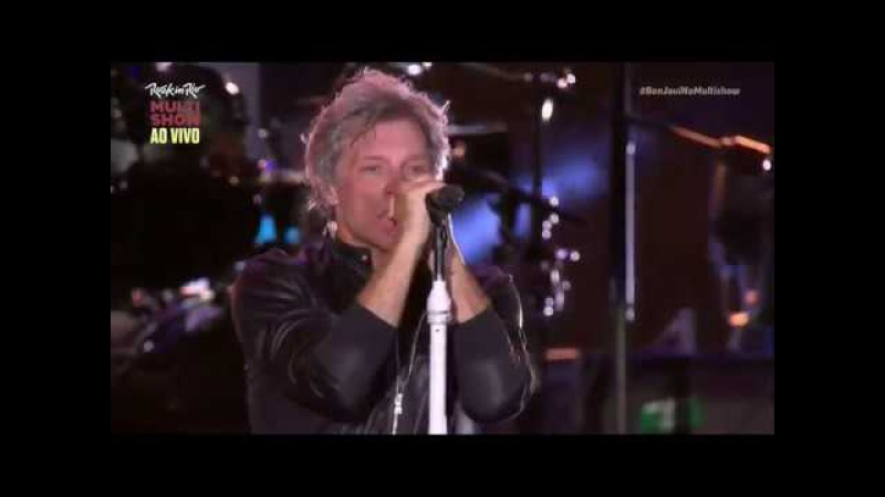 Bon Jovi - Livin' on a Prayer | Live at Rock in Rio 2017