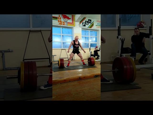 Петров Олег 215 тяга, с.в. 73 кг.