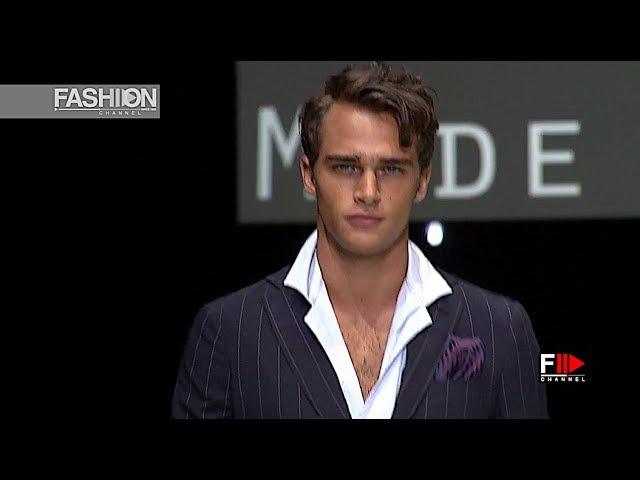 GIORGIO ARMANI Spring Summer 2018 Menswear Milan - Fashion Channel