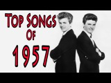 Top Songs of 1957