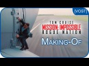 Mission Impossible Rogue Nation En avion sans doublure making of VOST
