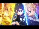 Искусство меча Online Алисизация 3 сезон, 2018 Тизер аниме HD Sword Art Online Alicization