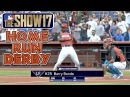 MLB The Show 17 Home Run Derby Legends And Current Stars Marlins Park MLB 17