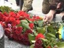 Покладання біля Меморіалу Слави 20 02 2017
