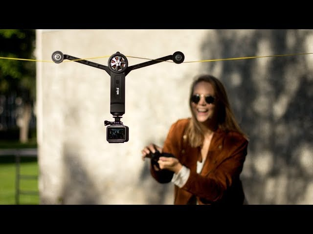 Meet || Wiral LITE | The Easy Cable Cam, For Impossible Film Shots