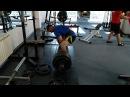Становая тяга 240 кг