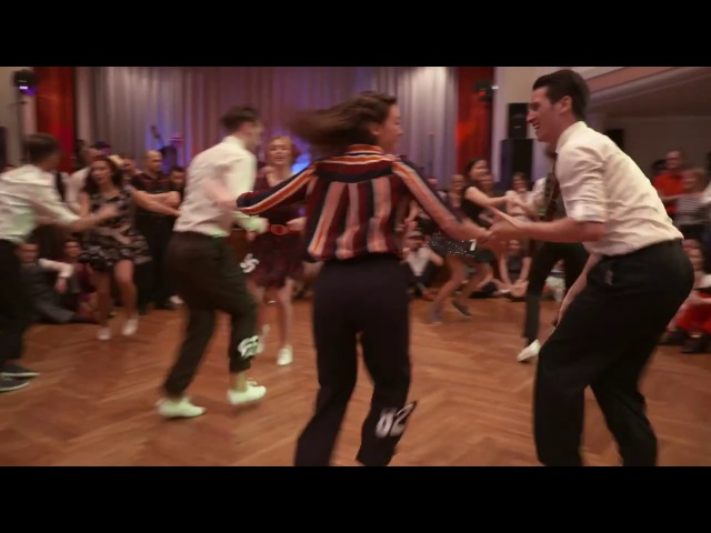 RTSF 2017 - Fast Feet Boogie Woogie Competition - Finals