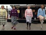 Танець см сорок. Внучки проти Бабцв. ) Dance Battle. Granddaughters against grandmothers.