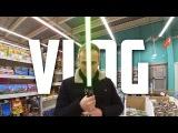 Vlog 2 Ковров Молл. Поход по магазинам. В мире животных. Звездные войны