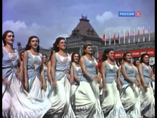 Москва майская. (HD) Подлинный вариант песни 1937 года