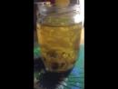 Green Tea and Chamomile