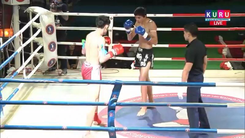 Alaverdi Ramazanov vs Praganchai