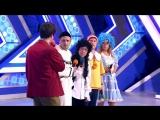 Богдан и Сборная Пермского края - СТЭМ | КВН 2017 Встреча выпускников