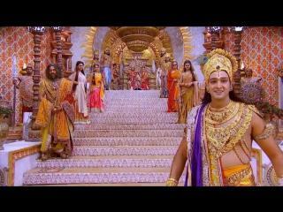 Mahabharat / Махабхарата / 2013 / Серия 267 / Песня Махабхарата