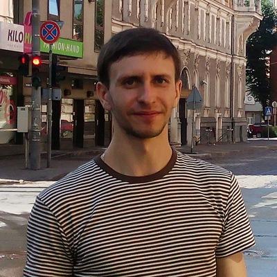 Виталий Манкус