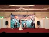 Elina Karamyan Cairo Mirage 2016 baladi+drum 1 place 4464