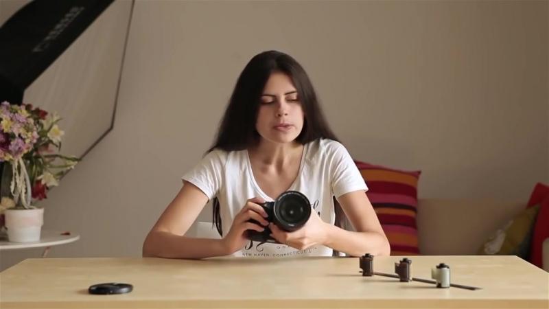 Фото урок №2 Как делать фотографии с размытым фоном