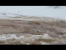 Камаз утонул в ледник
