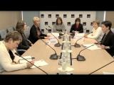 Пресс-конференция по профилактике насилия в отношении детей. Прямая трансляция