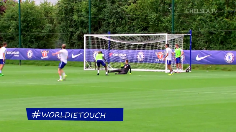 WorldieWednesdays: Danny Drinkwater has been on fire this week...🔥