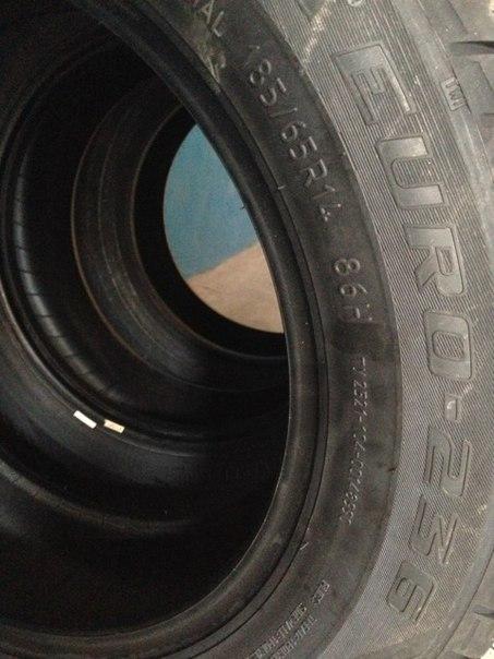 Кама-Евро-236 185/65 R14 86Hдля наших ям, резина должна быть прочная,