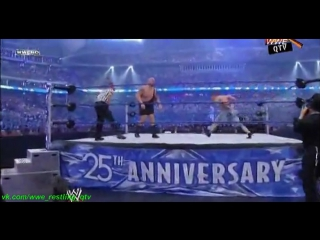 [WWE QTV[Cамці Савців]☆[WrestleMania XXV[25]Promo]John Cena vs Edge vs Big Show]☆[ Джон Сина про Эджа Биг Шоу]
