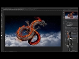 Fire And Ice - 3D Speed art (#ZBrush_ #Photoshop) _ CretiveStation
