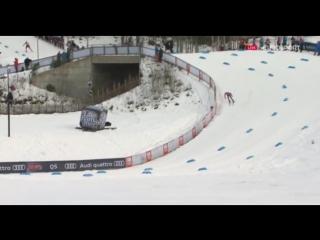 Лыжные гонки Кубок мира Лиллехаммер Норвегия 03_12_16 мужчины 10 км свободный стиль