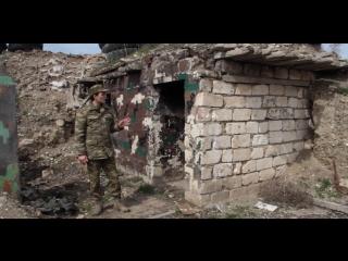 Фильм с освобожденных в апреле 2016 года, территорий Азербайджана