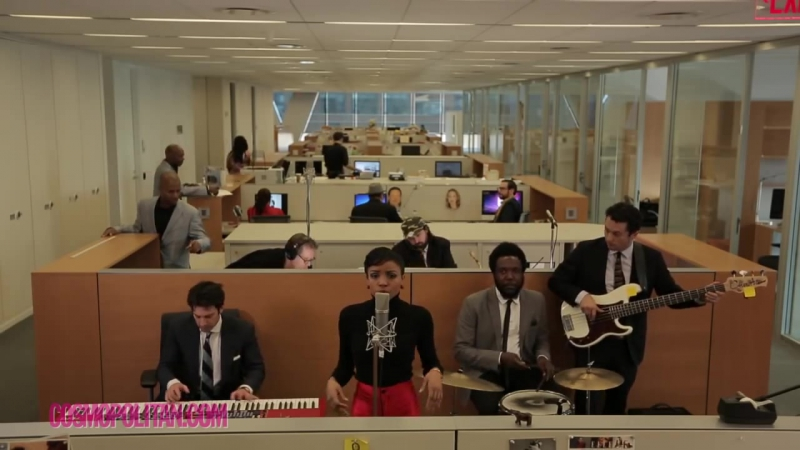 Postmodern Jukebox One Take 2013 Mashup Just Another Day at the Office