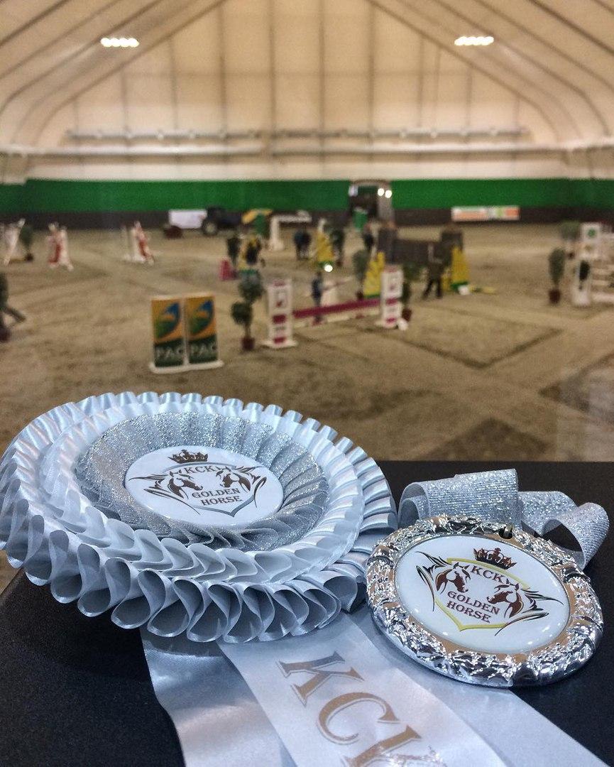 В Таганроге в КСК «Golden Horse» прошел трехдневный турнир по конкуру