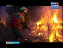 Высочайший класс пожарной опасности сохраняется в северных и западных районах Иркутской области